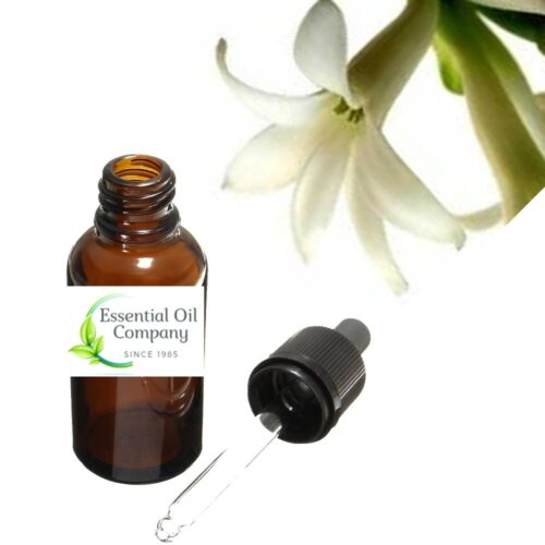 Buy Tuberose Absolute Oil Online Wholesale from Manufacturer
