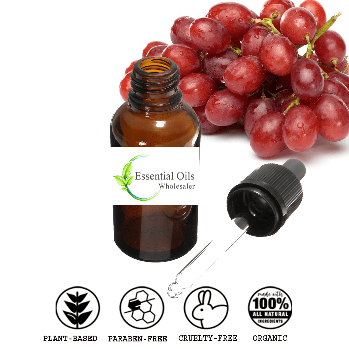 buy grapeseed carrier oil wholesale